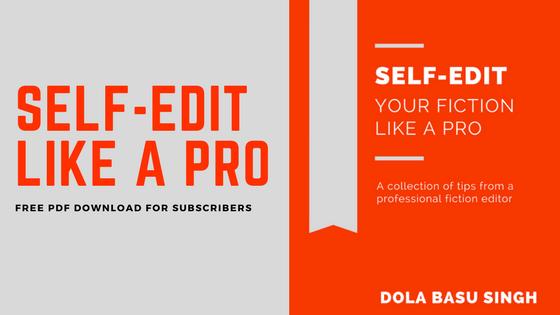 Self-Edit Like A Pro